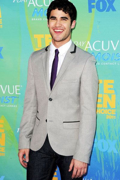 Teen Choice Awards | Blue Carpet Stars - Darren 